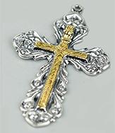 Крест православный 9